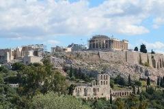 Akropolis-Athens-Greece