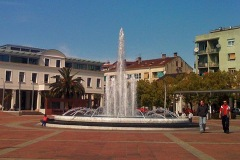 Podgorica-Montenegro-Trg-Republike