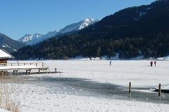 Weissensee-Austria-winter