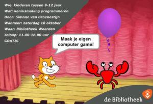 Poster gemaakt door Jolanda Boere