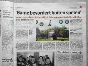 AD Groene Hart Woerden – 9 april 2015