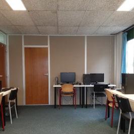 Het virtuele klaslokaal