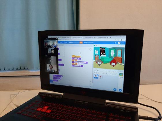 Leer online programmeren